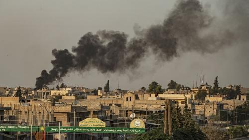 """Offensive en Syrie : la Turquie prend le """"risque d'aider Daech à reconstruire son califat"""", déclare Emmanuel Macron. Suivez notre direct"""