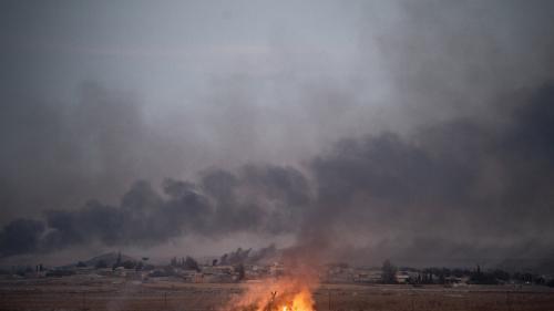 Pourquoi l'offensive turque en Syrie fait craindre la résurgence de l'organisation Etat islamique