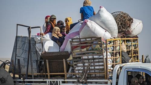 Comment l'offensive turque en Syrie risque de relancer une crise migratoire