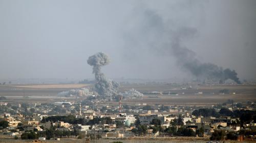 Syrie : les Kurdes affirment que 5 jihadistes de l'EI ont fui leur prison après des tirs turcs