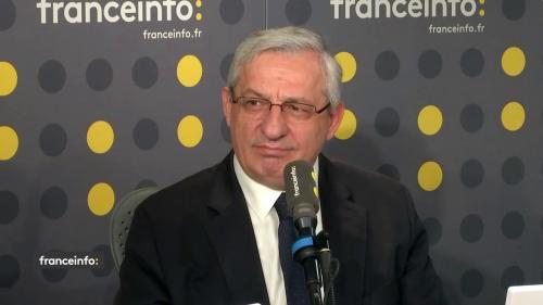 """VIDEO. """"On peut bombarder si ceux qui nous ont 'aidés', sont des terroristes"""", affirme l'ambassadeur de la Turquie en France"""