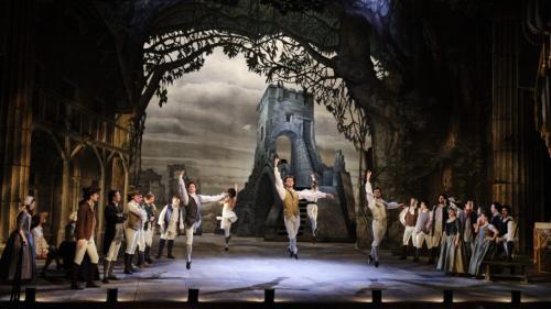 """Retour réussi à Versailles de """"Richard Coeur de Lion"""" de Grétry, le compositeur préféré de Marie-Antoinette"""