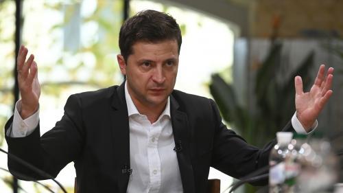Ukraine : Volodymyr Zelensky, l'acteur devenu président du pays
