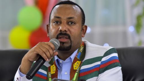 Le prix Nobel de la paix est attribué au Premier ministre éthiopien Abiy Ahmed, artisan de la réconciliation avec l'Erythrée