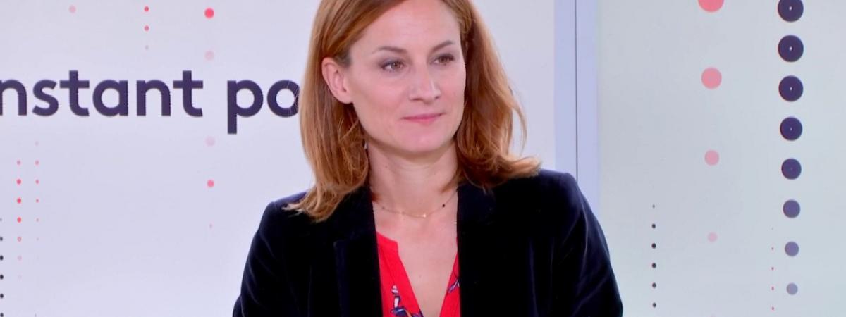 """Elsa Faucillon, députée PCF : """"quand on entend Christophe Castaner ça fout les jetons"""""""