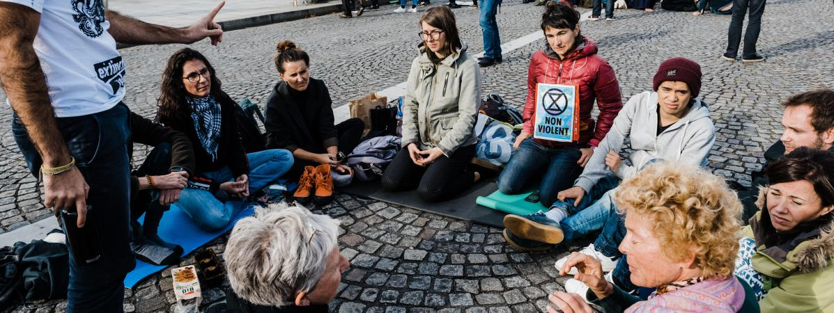 Climat : changer de vie pour sauver la planète