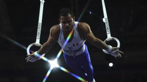 Mondiaux de gymnastique : Samir Aït Saïd en bronze aux anneaux et qualifié pour les Jeux olympiques
