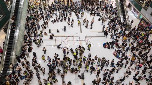 Hong-Kong : quatre mois après le début de la contestation, des divisions apparaissent chez les manifestants