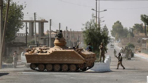"""DIRECT. Syrie : face à une """"situation intenable"""" entre Kurdes et Turcs, les Etats-Unis annoncent le retrait de jusqu'à 1000soldats"""