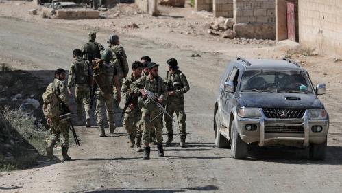 """Offensive turque en Syrie : les forces dirigées par Ankara accusées par une ONG d'avoir """"exécuté"""" neuf civils kurdes"""