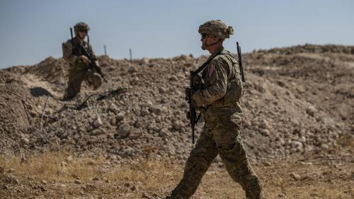 Syrie : jusqu'à 1 000 soldats américains vont quitter le nord du pays