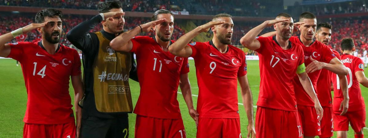 Offensive turque en Syrie : des politiques français réclament l'annulation du match France-Turquie