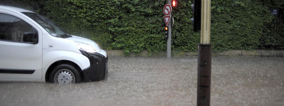 Après l'Ouest, le Sud-Est : six départements encore en alerte aux orages