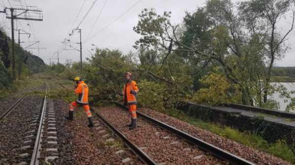 Orages : plus que 13 départements concernés par la vigilance orange