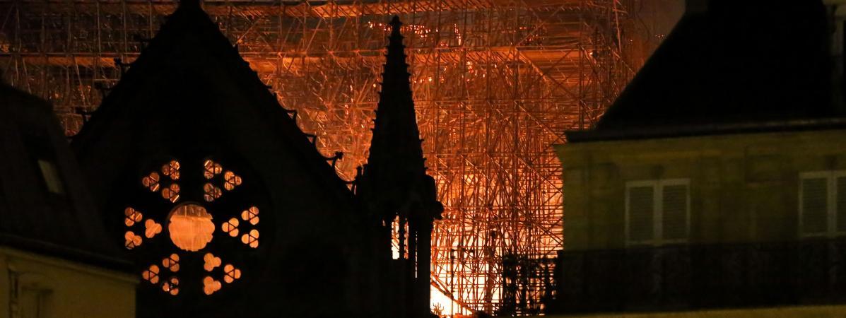 L'incendie de Notre-Dame au cœur d'une mini-série adaptée d'un reportage du New York Times