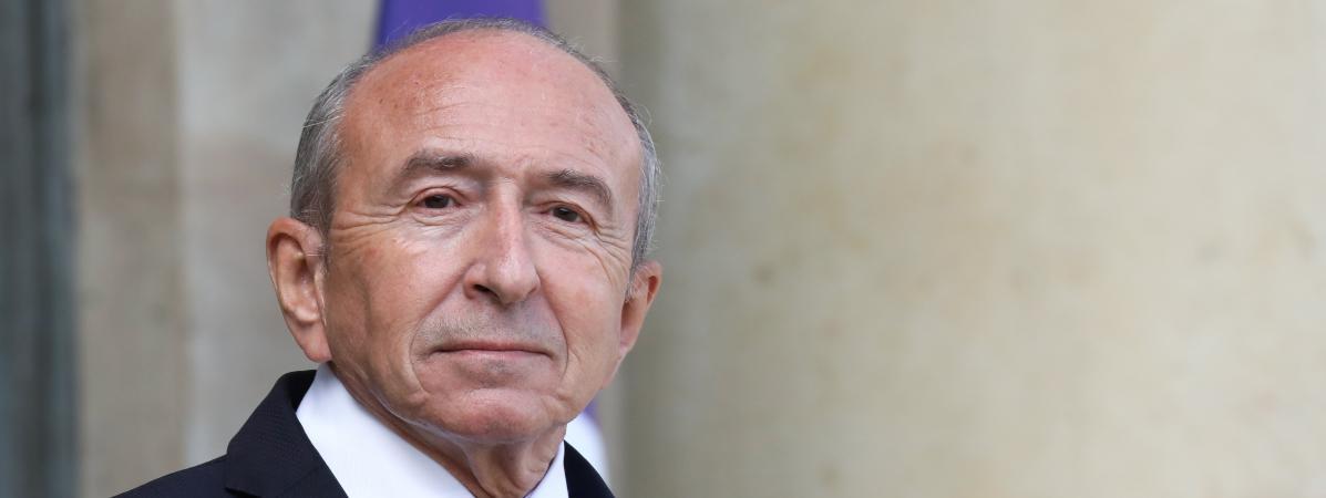 Elections municipales : Gérard Collomb investi par LREM pour présider la métropole de Lyon