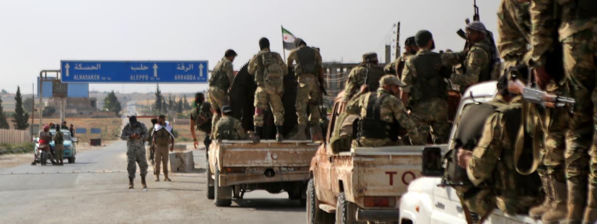 Offensive turque en Syrie : au moins 160 000 personnes ont été déplacées, dont 70 000 enfants, selon l'ONU