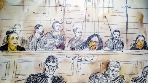 Tentative d'attentat sur le parvis de Notre-Dame : les deux principales accusées condamnées à 25 et 30 ans de prison