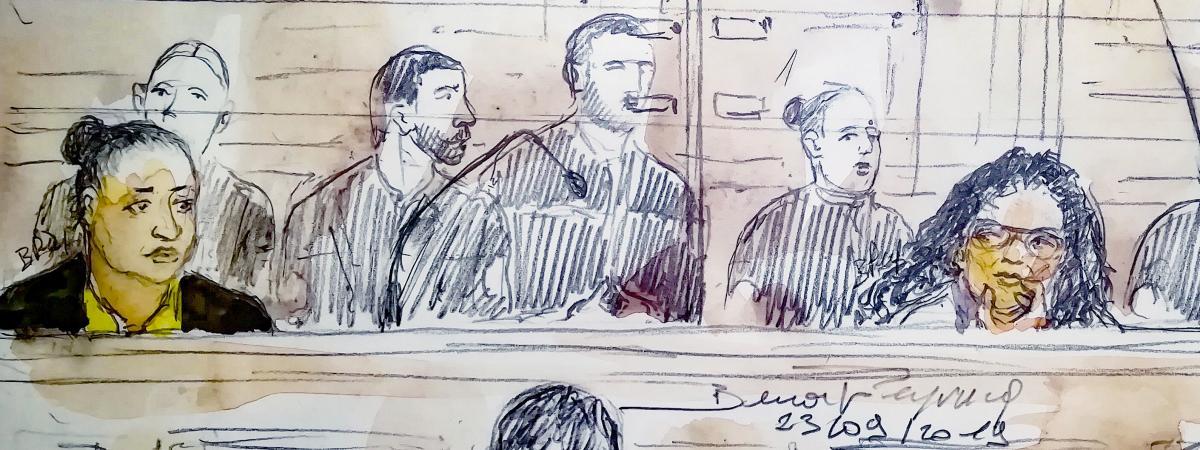 Tentative d'attentat sur le parvis de Notre-Dame : les deux principales accusées condamnées à 25 et 30 ans ...