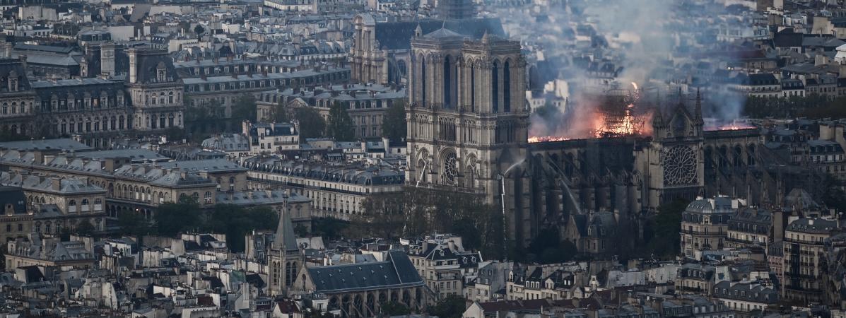 Neuf choses à savoir six mois après l'incendie de Notre-Dame