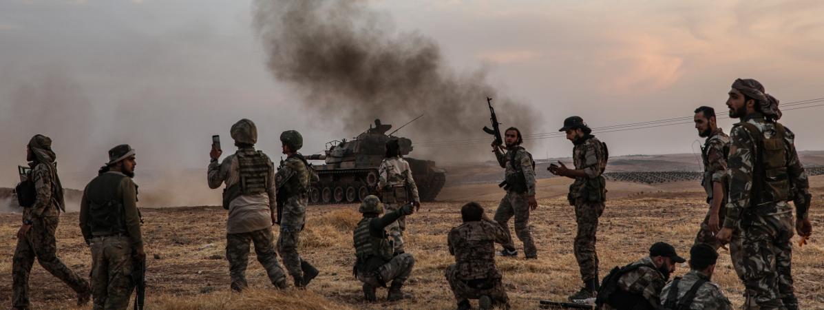 Pourquoi l'offensive turque en Syrie paralyse autant les Etats-Unis que la Russie