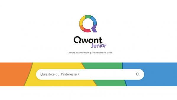 Qwant Junior, le moteur de recherche pour les 7-12 ans, fait peau neuve
