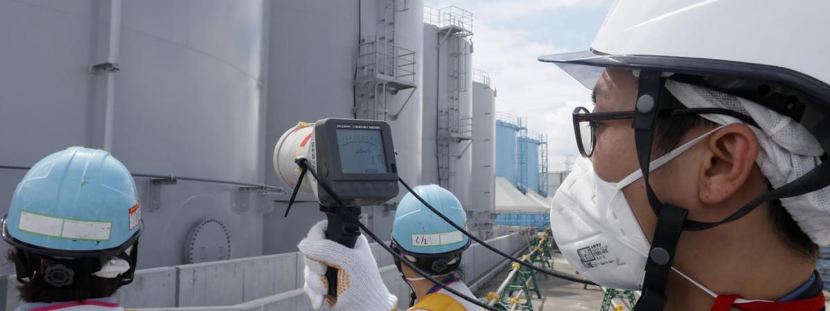 Le Japon va-t-il vraiment déverser l'eau radioactive de la centrale nucléaire de Fukushima dans l'océan ?