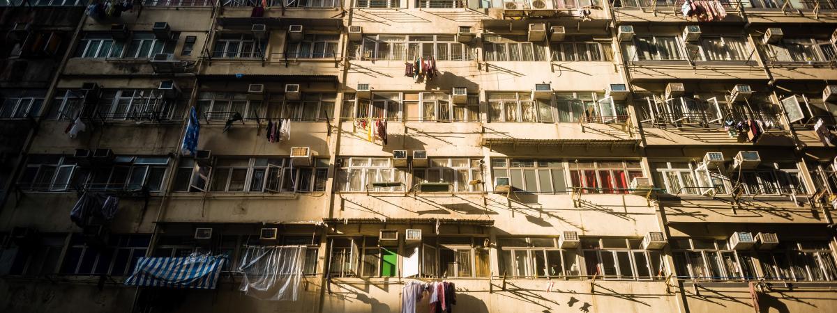 """""""Aucun espoir d'acheter, aucun espoir de se marier"""" : le logement, symbole de la fracture sociale à Hong-Kong"""
