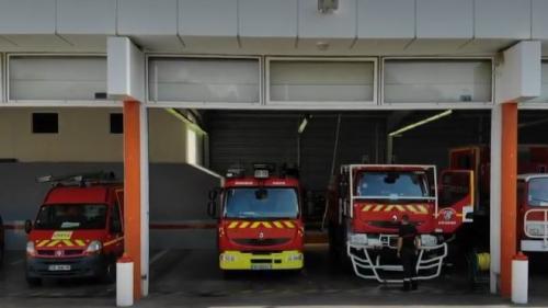 VIDEO. Pompiers : plongée dans le quotidien d'une caserne près de Nice