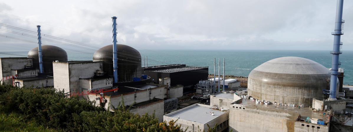 """Nucléaire : la construction de nouveaux EPR serait """"absurde sur le plan industriel"""", selon l'association né..."""