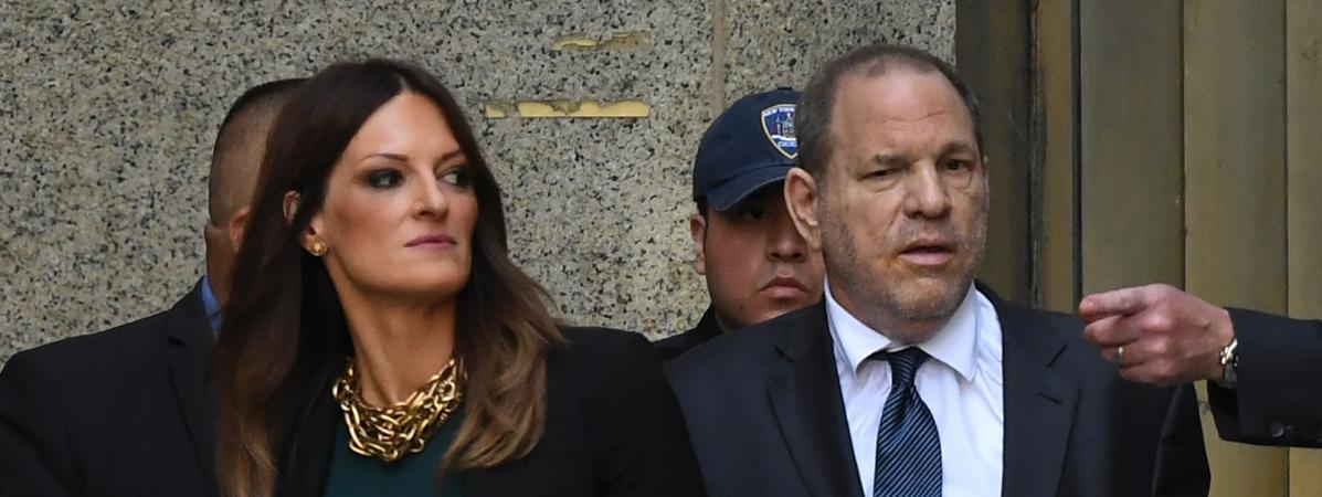Avocats redoutables, agents du Mossad, accords secrets... Comment Harvey Weinstein se défend face à ses acc...