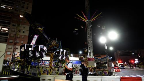 Accident mortel de manège à Firminy: quatre personnes en garde à vue