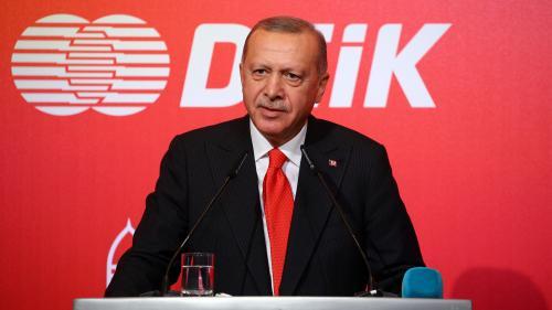 """Syrie : la Turquie ne """"déclarera jamais de cessez-le-feu"""" sans avoir atteint ses objectifs, prévient Erdogan"""