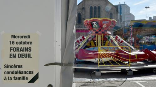 Accident mortel de manège à Firminy : le gestionnaire mis en examen pour homicide involontaire