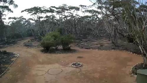 """Australie : une femme perdue dans le bush sauvée grâce à un """"SOS"""" écrit dans la terre"""