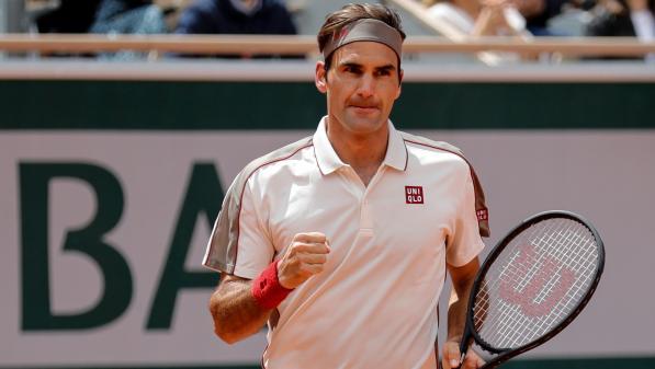 Tennis : Roger Federer annonce sa présence à Roland-Garros en 2020
