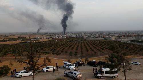 Syrie : les Kurdes et la Turquie s'accusent mutuellement d'utiliser des armes non conventionnelles