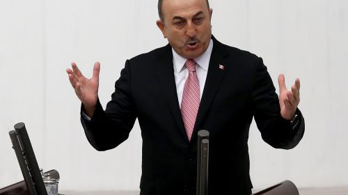 La Turquie annonce la suspension temporaire de son opération contre les forces kurdes pour qu'elles évacuent le nord de la Syrie
