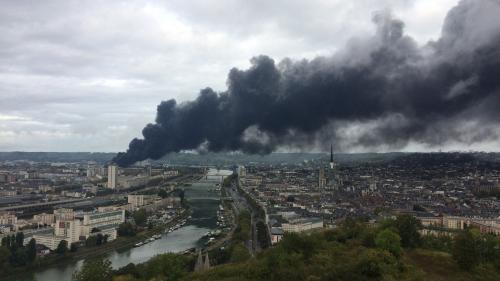 """Incendie de l'usine Lubrizol à Rouen: il faut """"des contrôles et un suivi"""" des sites à risque, réclame Attac France"""