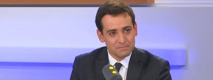 """Les eurodéputés LREM veulent créer une """"haute autorité de la transparence au niveau européen"""", annonce Stép..."""