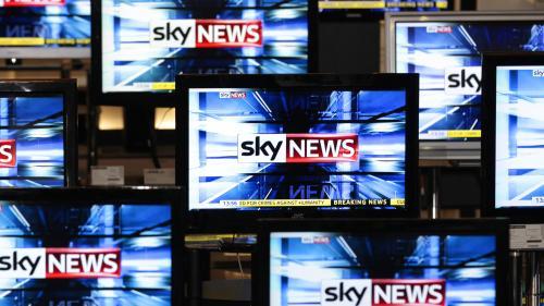 Royaume-Uni: Sky News lance une chaîne d'information sans Brexit