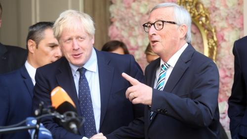 Brexit : le Royaume-Uni et l'Union européenne annoncent avoir conclu un accord (mais rien n'est encore joué)
