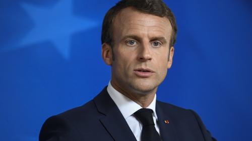 """DIRECT. Brexit : Macron salue """"un accord positif"""" mais appelle à rester """"prudent"""" avant """"les prochaines étapes"""""""