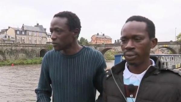 Mayenne : un homme sauvé de la noyade par des migrants