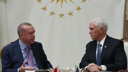 Offensive turque en Syrie : à qui profite vraiment le cessez-le-feu ?