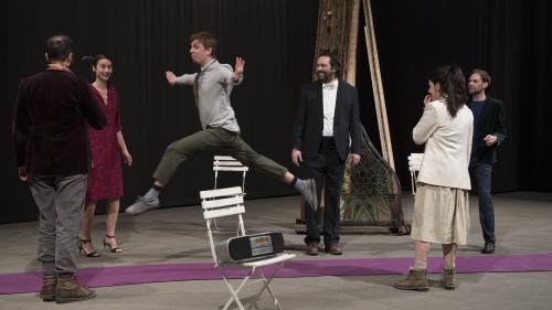 """""""Sens interdits"""" à Lyon : le festival de théâtre engagé qui ouvre des fenêtres sur le monde entier"""