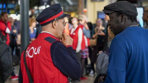 """DIRECT. Trafic perturbé à la SNCF : """"un TER sur deux"""" en circulation, la direction dénonce """"une grève sans préavis qui n'est pas acceptable"""""""