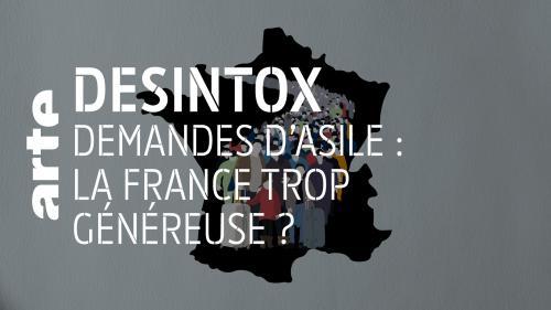 Désintox. Non, la France n'est pas la plus généreuse envers les demandeurs d'asile