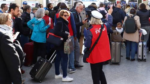 """DIRECT. Droit de retrait à la SNCF : la compagnie met """"tout en œuvre"""" pour """"un retour à la normale demain matin"""""""