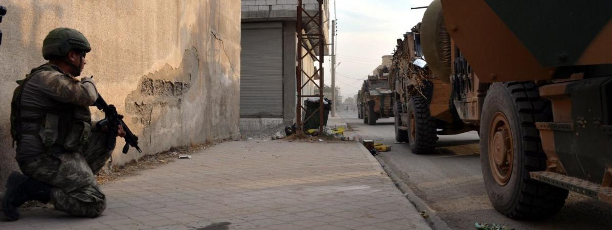 Syrie : des combats sporadiques se poursuivent, malgré la trêve annoncée par la Turquie
